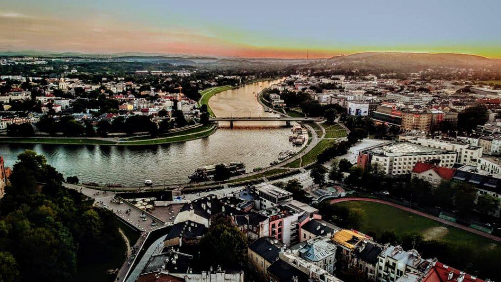 Krakow River